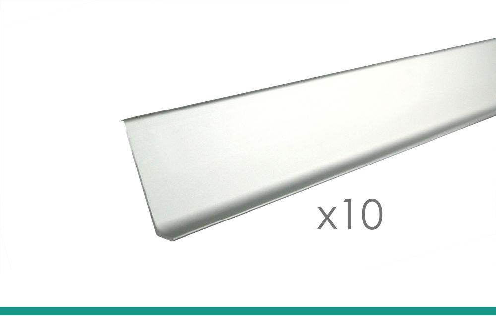 Hauteur 60 mm FUCHS Plinthe connexion aluminium